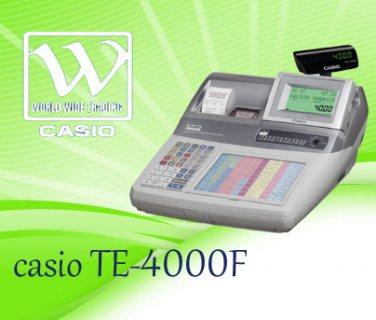 ماكينة كاشير كاسيو Te-4000f