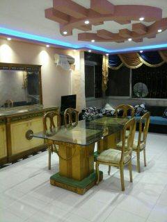 شقة مفروشة للإيجار بمدينة نصر بشارع الطيران
