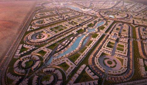 للبيع شقة رائعة في كمبوند ساراي  موقع ممتاز بالمرحلة الاولي اقل من سعر الشركة