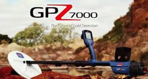 GPZ 7000 ادق واعمق كاشف للذهب الخام