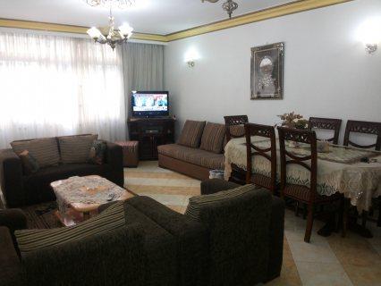 شقة مفروشة للايجار بجوار مستشفى عبد القادر فهمي بين مدينة نصر ومصر الجديدة