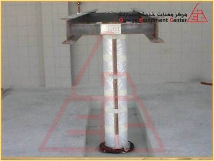 كوريك غسيل و تشحيم حمولة 4 طن fully hydraulic