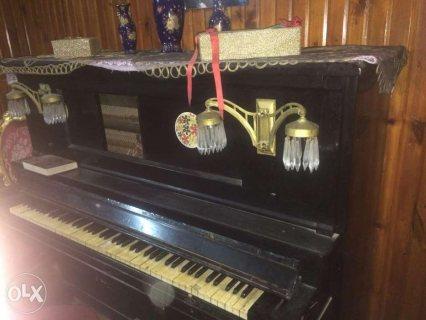 بيانو الماني اصلي عمره اكثر من 100 سنه