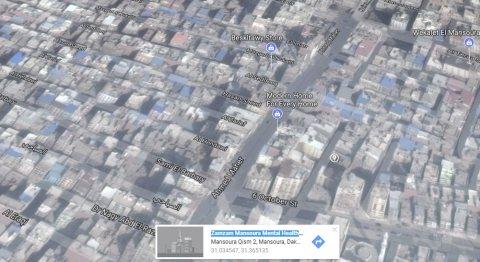 قطعة أرض مميزة للبيع ثاني نمرة من تقاطع أحمد ماهر مع 6 أكتوبر