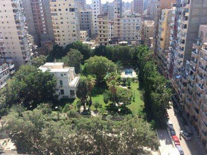 شقق فيو مفتوح مباشرة على حدائق السفارة