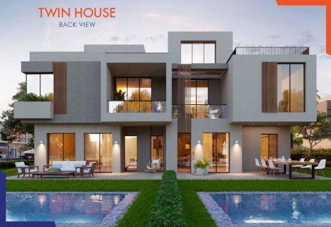 إنتقل بسكنك الي أرقى مجمع سكني بهليوبلس الجديده بمقدم10%.