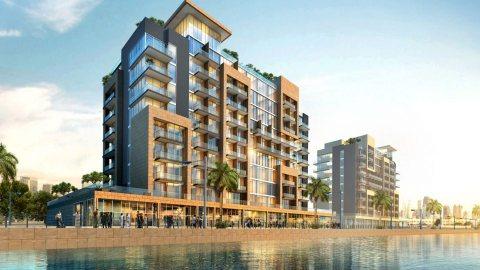 شقه للبيع بقلب دبي مدينة محمد بن راشد الجديده بالأقساط وسعر يبدأ من 470 الف درهم