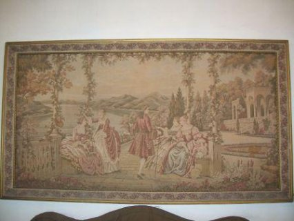 لوحة جوبلان فرنسى قديم رميو و جيوليت