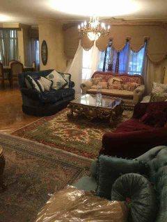شقة مفروشة للايجار بجوار سيتي ستارز مول