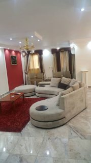 شقة مفروشة للايجار من اول عباس العقاد