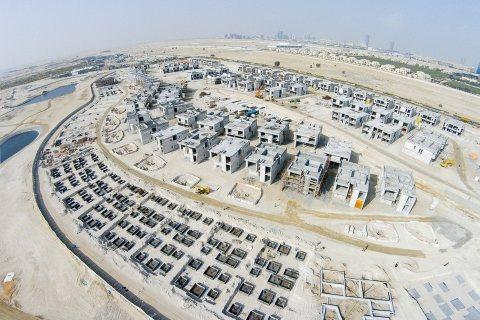 فلل للبيع في دبي بـ 110000 درهم بالتقسيط علي 48 شهر