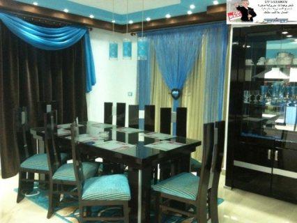 لعشاق التميز شقة مفروشة للايجار بحى السفارات