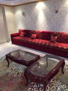 للإيجار شقة مفروشة عباس العقاد الرئيسي مدينة نصر 2ن