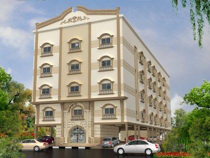 ـ،ـ  190م قرب ارض جامعة سيناء شقة ارضى بحديقة للبيع مساحة 190مــــــتر