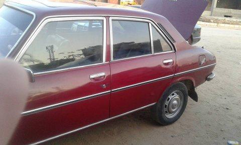 سيارة بيجو 504 للبيع المالك 01004954979