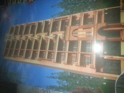 شقة مميزة للبيع 105 م ببرج راقى بتقسيم ابو الليل بالمنصورة