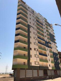 شقة دوبلكس 250م علي شارع 50م بالمعلمين الجديدة قسط حتي 7 سنوات