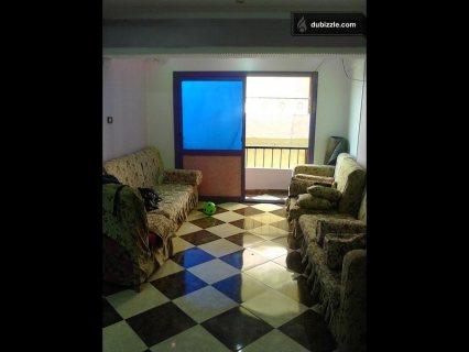 شقة 70 متر للايجار شبين الكوم عمارات السوق القديم