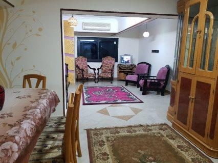 شقة مفروشة للإيجار بموقع متميز بمدينة نصر بين أحمد فخري وحسن المأمون
