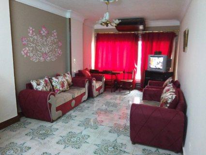 شقة مفروشة لقطة بمدينة نصر خلف دار الدفاع الجوي وقريبة جدا من مول سيتي ستارز