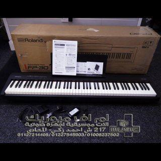 roland fp30 piano new