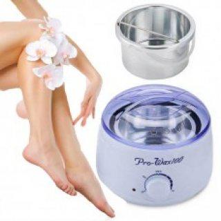 جهاز الشمع الحديث لإزالة الشعر من الوجة و الجسم بدون ألم