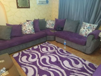 شقة مفروشة للايجاربشارع مصطفى النحاس وقريبة جدا من النادي الاهلي مدينة نصر