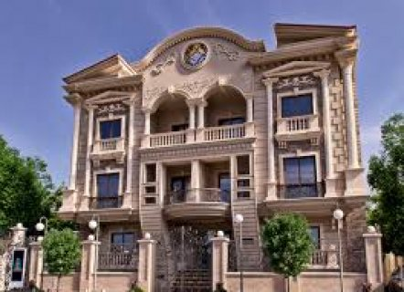 شقة دوبلكس بحديقة فى القرنفل القاهرة الجديدة و استلام فورى