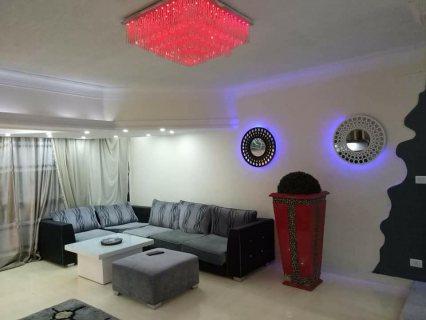 شقة فندقية مفروشة للإيجار بموقع مميز بمدينة نصر