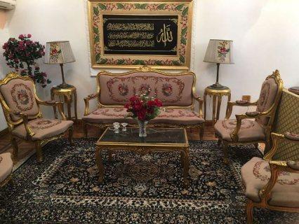 شقة مفروشة للايجار بشارع رئيسي من مصطفى النحاس
