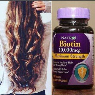 اليكى الحل لتقوية الشعر والأظافر و لبشرة أكثر صحة
