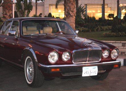 سيارات جاجور 1982للزفاف والايجار