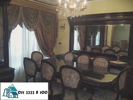 شقة مفروشة للايجار اليومى او الشهرى سوبر لوكس بدجلة المعادي ب600 جنية
