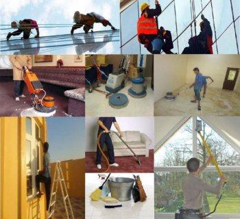 الوصيفة لخدمات المصانع والشركات والمنازل وخدمات التنظيف 01274477240