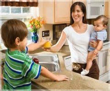 الوصيفة لتوفير وتوظيف البيبي سيترورعاية الاطفال الرضع 01274477240