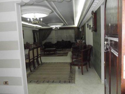شقة مفروشة للايجار 3نوم بجوار اجمل المولات
