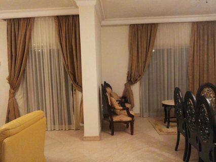 شقة مفروشة للايجار 3نوم بين عباس ومكرم