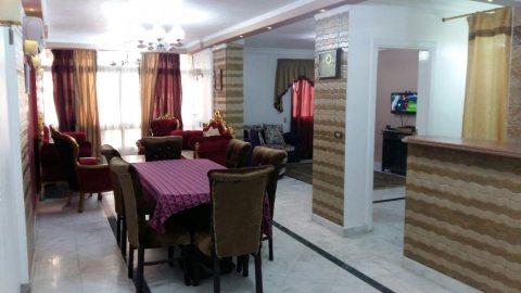 شقة مفروشة للايجار بموقع مميز اول عباس العقاد فيو ممتاز مدينة نصر