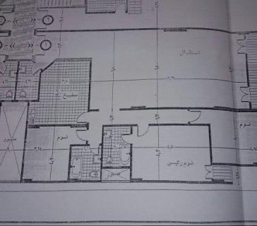 شقة مميزة للبيع بشارع سعد زغلول الرئيسي 245 م