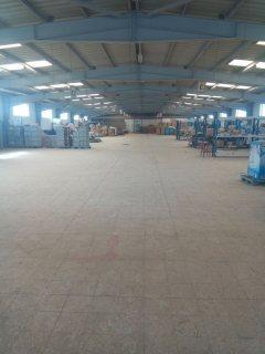 مصنع للايجار بالاسكندرية 3600 متر بمرغم الصناعية بالطريق الصحراوى