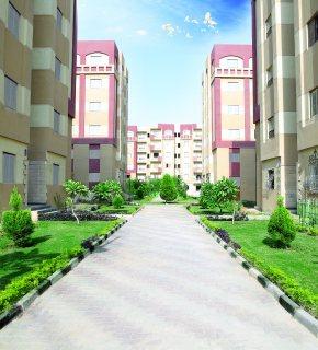شقة مميزة جدا و العدد محدود جدا مع امكانية تمويل عقاري ب6اكتوبراستلام