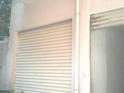 فرصة مميزة محل للايجار والاستثمار المميز سموحة شارع النصر جرين بلازا22 م