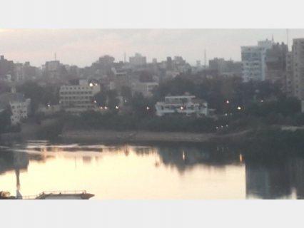 شقة ناصية مميزة للبيع بطلخا مطلة على النيل 170 م
