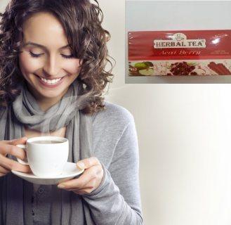 شاي هيربل تي لانقاص الوزن وسد الشهية