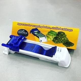 ماكينة لف محشي ورق العنب الرائعة لتسهيل استخدامك في المطبخ