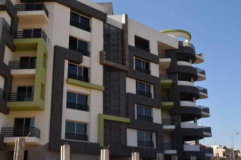 بأكتوبر بكمبوند كنز شقة144م ( فيوممتاز)دقائق لمول العرب ودقائق من ميدا