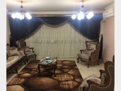 شقة مفروشة للايجار خلف طيبة مول