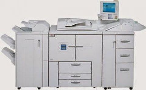 3 ماكينات طباعه ريكو 2090 بحاله جيده للبيع