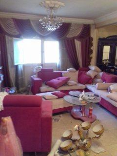 شقة للبيع بحدائق الأهرام بالفرش