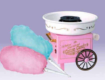 ماكينة غزل البناتCotton Candy Maker